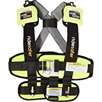 Safe Traffic System Ride Safer Delight Travel Vest, Yellow, Large