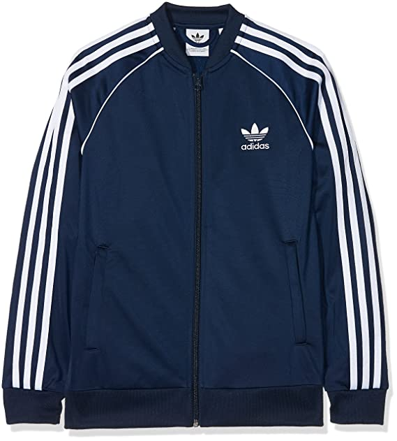 sold worldwide free shipping great quality adidas Jungen SST Originals Jacke