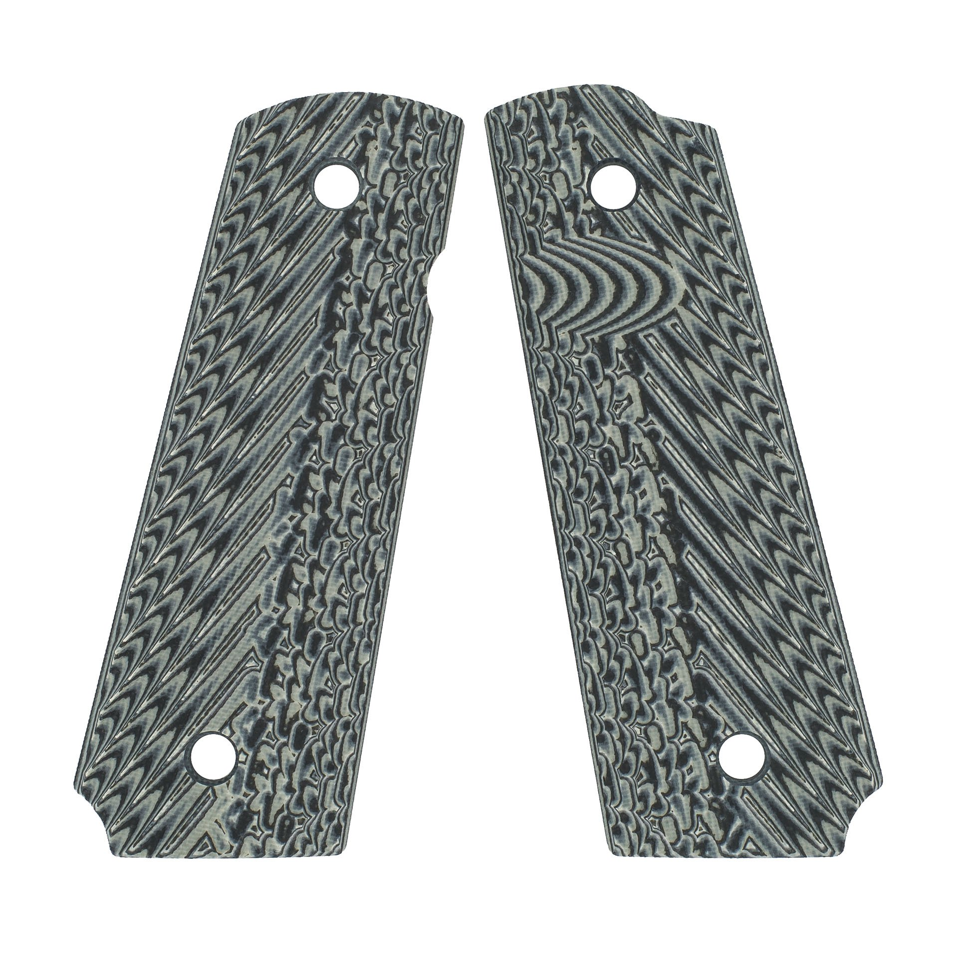 VZ Operator III 1911 Compact Black Gray by VZ Grips