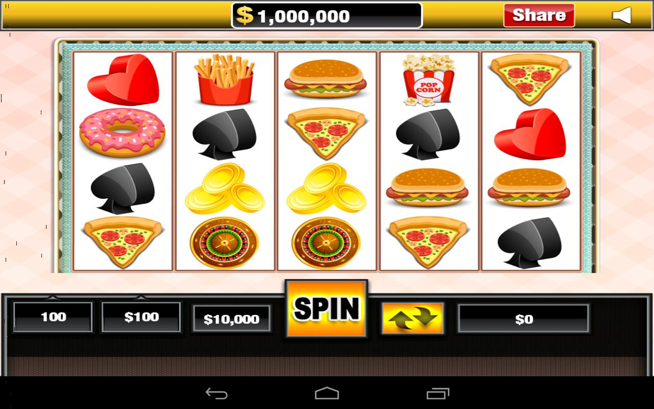 hamburger casino