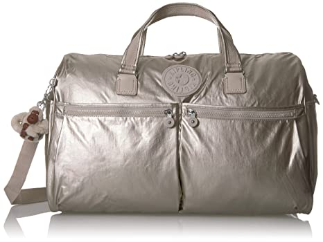 3973b265646e Kipling Women s Itska Solid Duffle Bag  Amazon.ca  Luggage   Bags