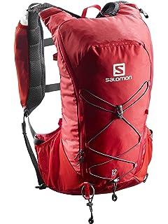 Agile 2 Set - Sac à dos trail Fiery Red / Graphite Taille unique