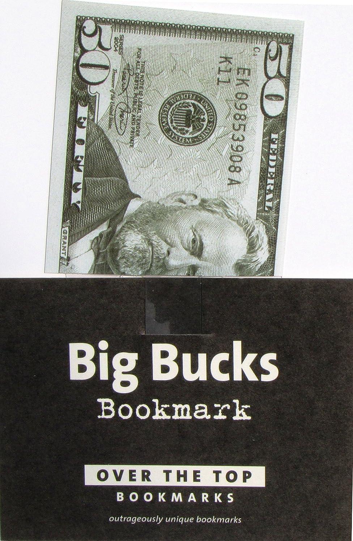 Big Buck  50 Lesezeichen B00YFTN27A | Kostengünstiger