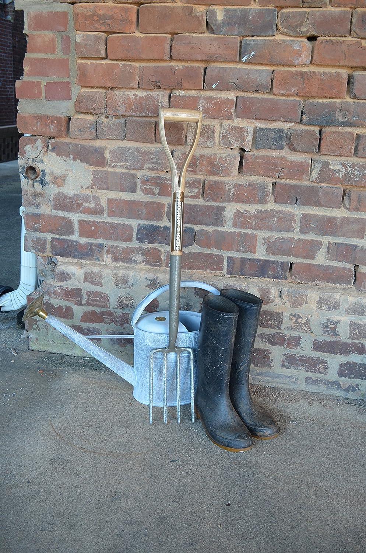 """Spear & Jackson 1550HR Heritage 28"""" Forged Border Fork"""