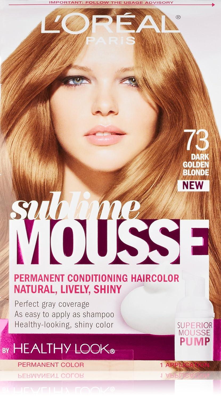 Amazon Loreal Paris Sublime Mousse By Healthy Look Hair Color