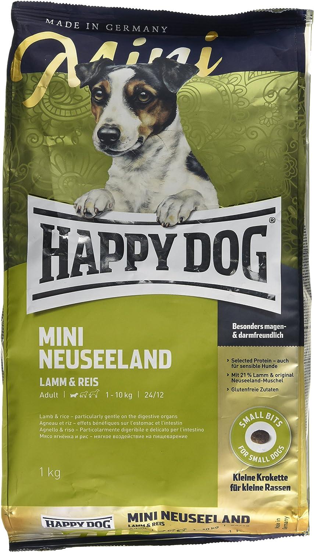 Happy Dog Mini New Zealand Comida para Perros - 1000 gr