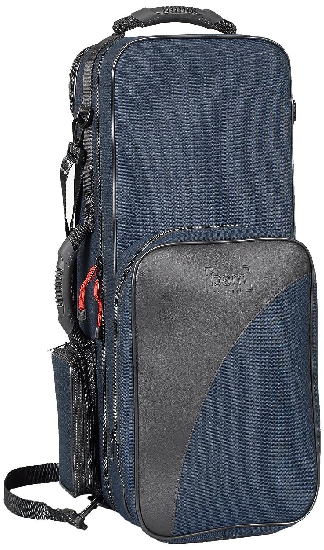 バム アルトサクソフォン用 トレッキングケース ブルー 3021SM B077VM9XLS ブルー  ブルー|Alto +Soprano Caseセット