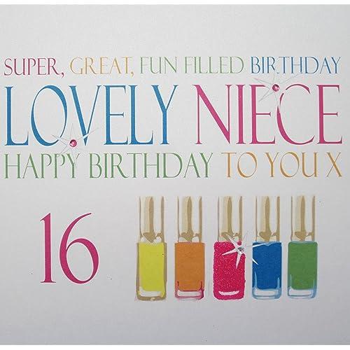 16 Birthday Card Amazon