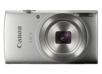 Canon デジタルカメラ IXY 180 シルバー