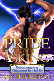 Pride of a Viking (The MacLomain Series: Viking Ancestors' Kin Book 5)