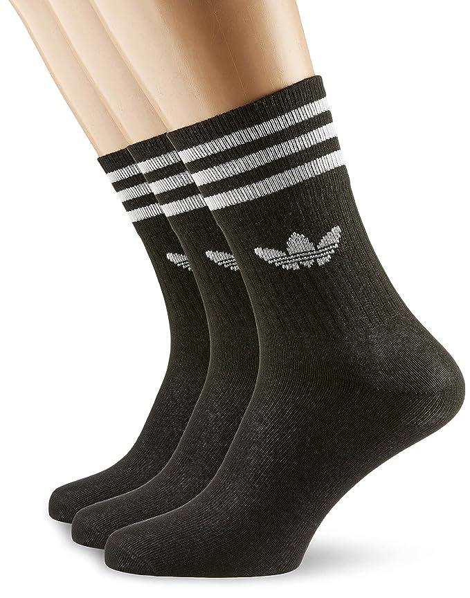adidas Mid Cut CRW Sck Socks, Unisex Adulto