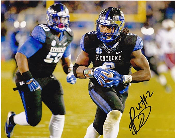 dcc2b50d1 Bud Dupree Autographed Photo - KENTUCKY WILDCATS 8x10 - Autographed NFL  Photos at Amazon s Sports Collectibles Store