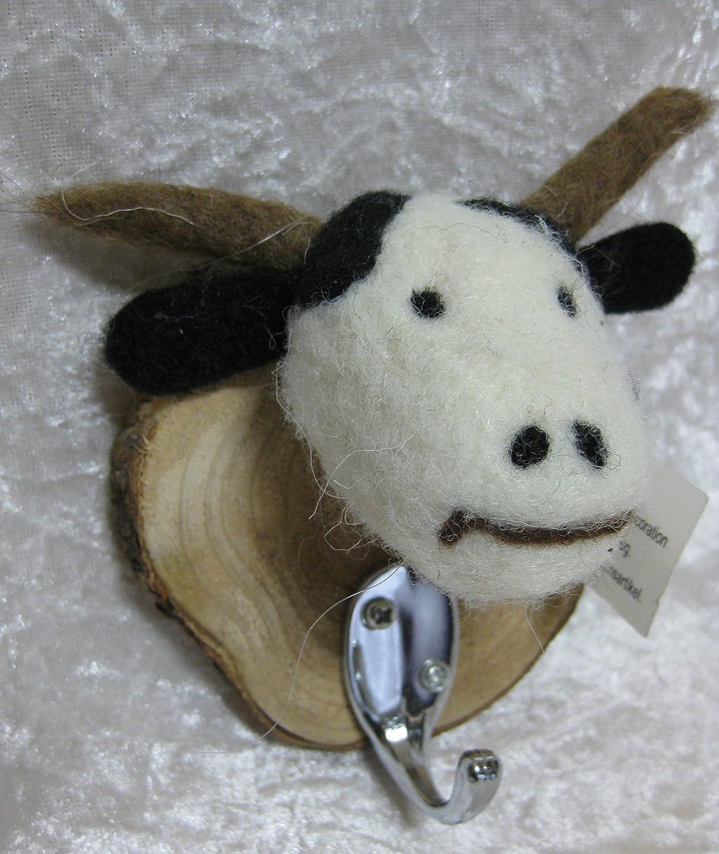 Unbekannt Vaca Perchero Pared Gancho Gancho Colgante Ganchos ...