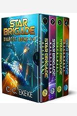 Star Brigade: Quartet (Star Brigade Books 1-4) Kindle Edition