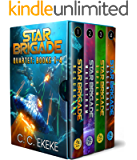 Star Brigade: Quartet (Star Brigade Books 1-4)