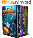 Star Brigade: Quartet (Star Brigade Books 1-4)