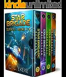 Star Brigade: Quartet (Star Brigade Books 1-4) (English Edition)