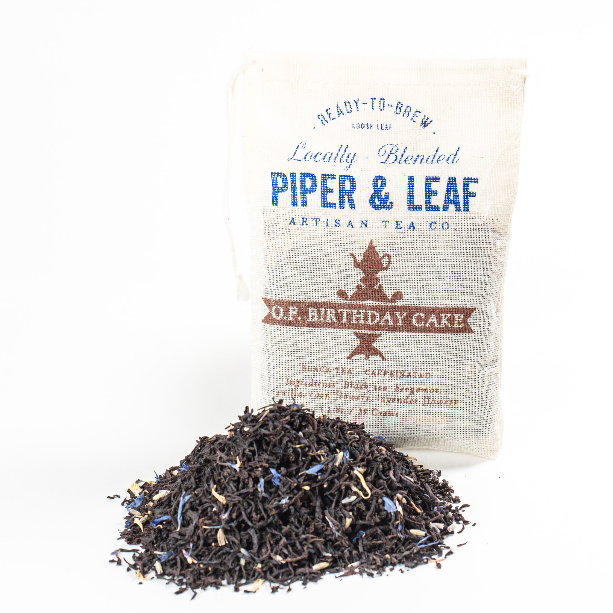 Amazon Old Fashioned Birthday Cake Loose Leaf Black Tea