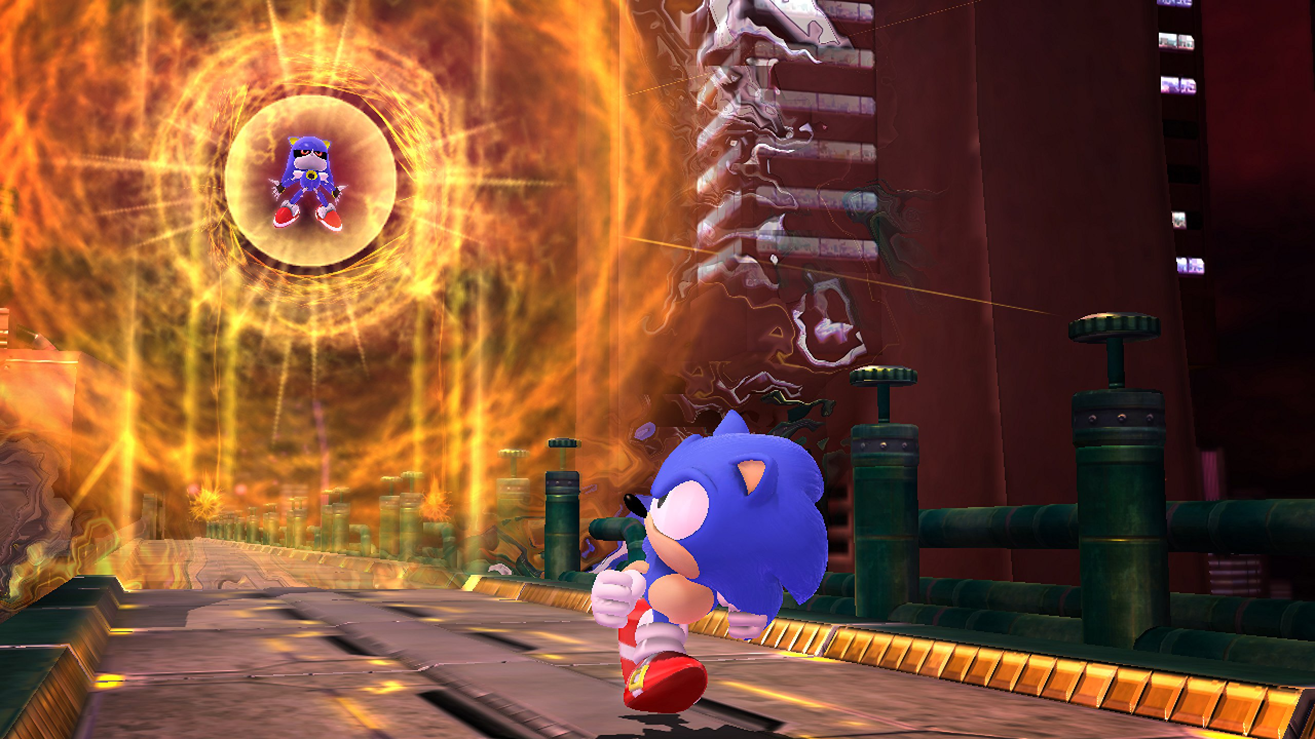 Sonic Generations - Nintendo 3DS by Sega (Image #4)