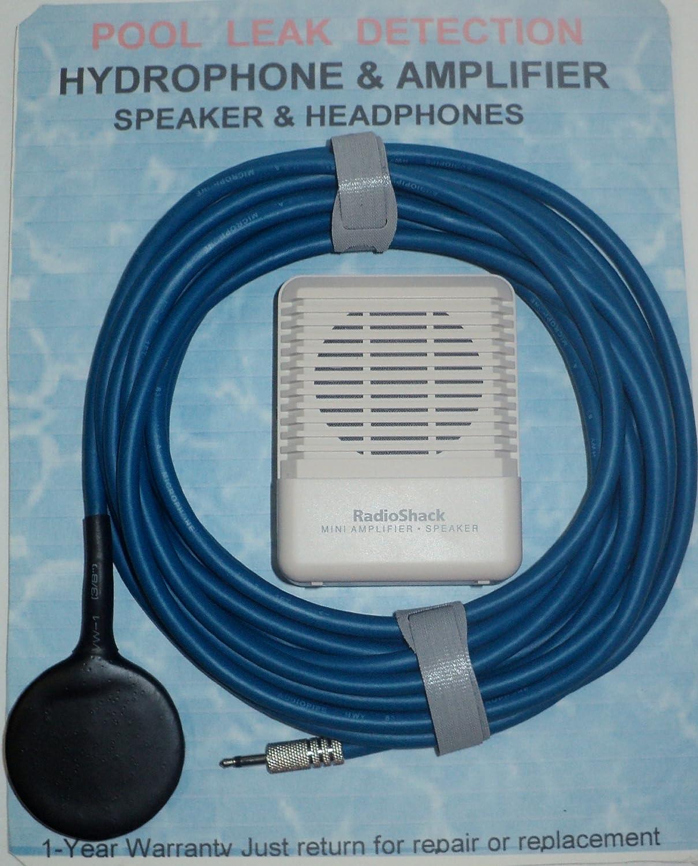 Pool Leak Pro Hydrophone: Amazon.co.uk: Garden & Outdoors