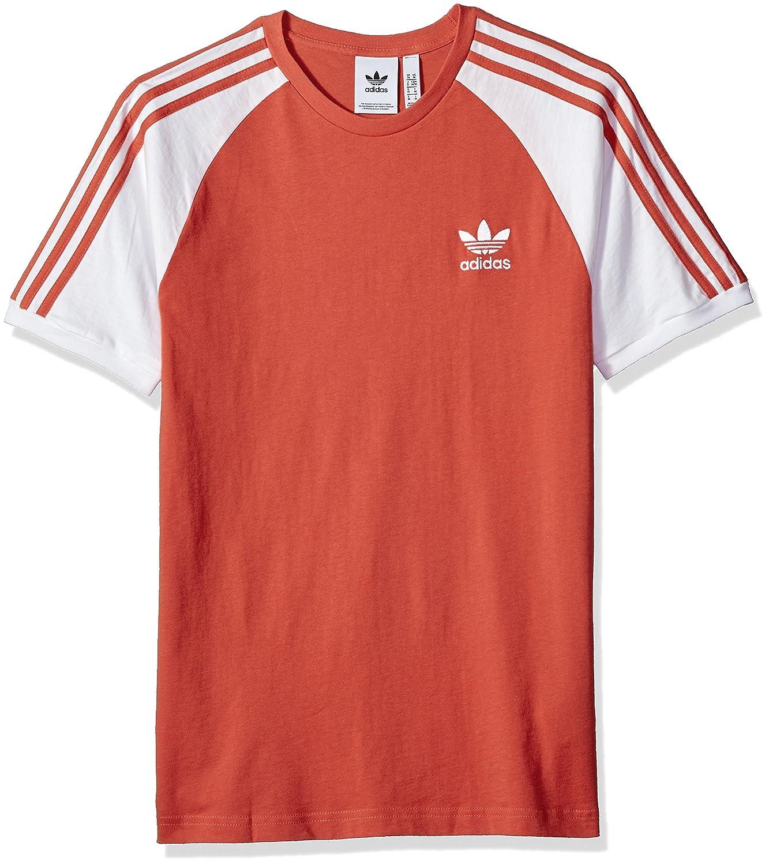 8daed3657a adidas Originals Men's Originals 3 Stripes Tee at Amazon Men's Clothing  store:
