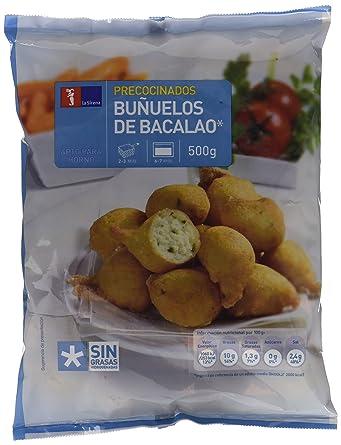 Buñuelos De Bacalao 500 gr: Amazon.es: Alimentación y bebidas