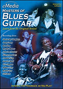 eMedia Masters of Blues Guitar [Mac Download] - Learn at Home