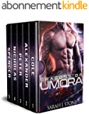 Dragons of Umora Complete Series (Books 1-5) (English Edition)