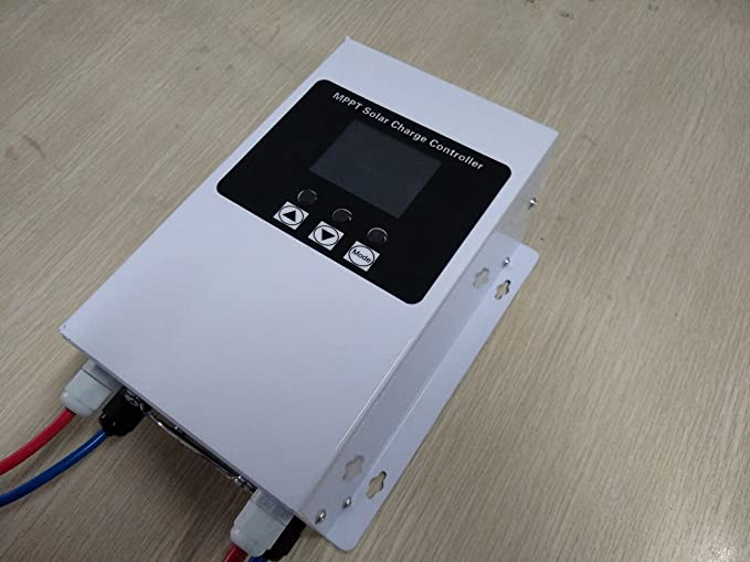 Mabelstar MPPT Solar Charge Controller 100A 96V with LED&LCD Display