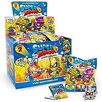 Súperzings- Onepack Serie 2 Caja con 50 Figuras