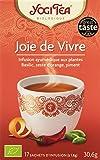 Yogi Tea Joie de Vivre 17 Sachets - Infusion Bio