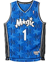 Adidas Hardwood Classics Orlando Magic Tracy McGrady 1 Swingman NBA Basketball Vest Jersey A46445