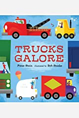 Trucks Galore Hardcover