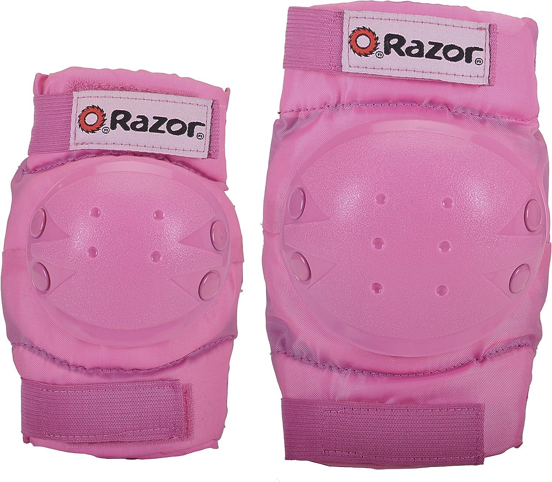 GELING Knee Pads for Kids Pink