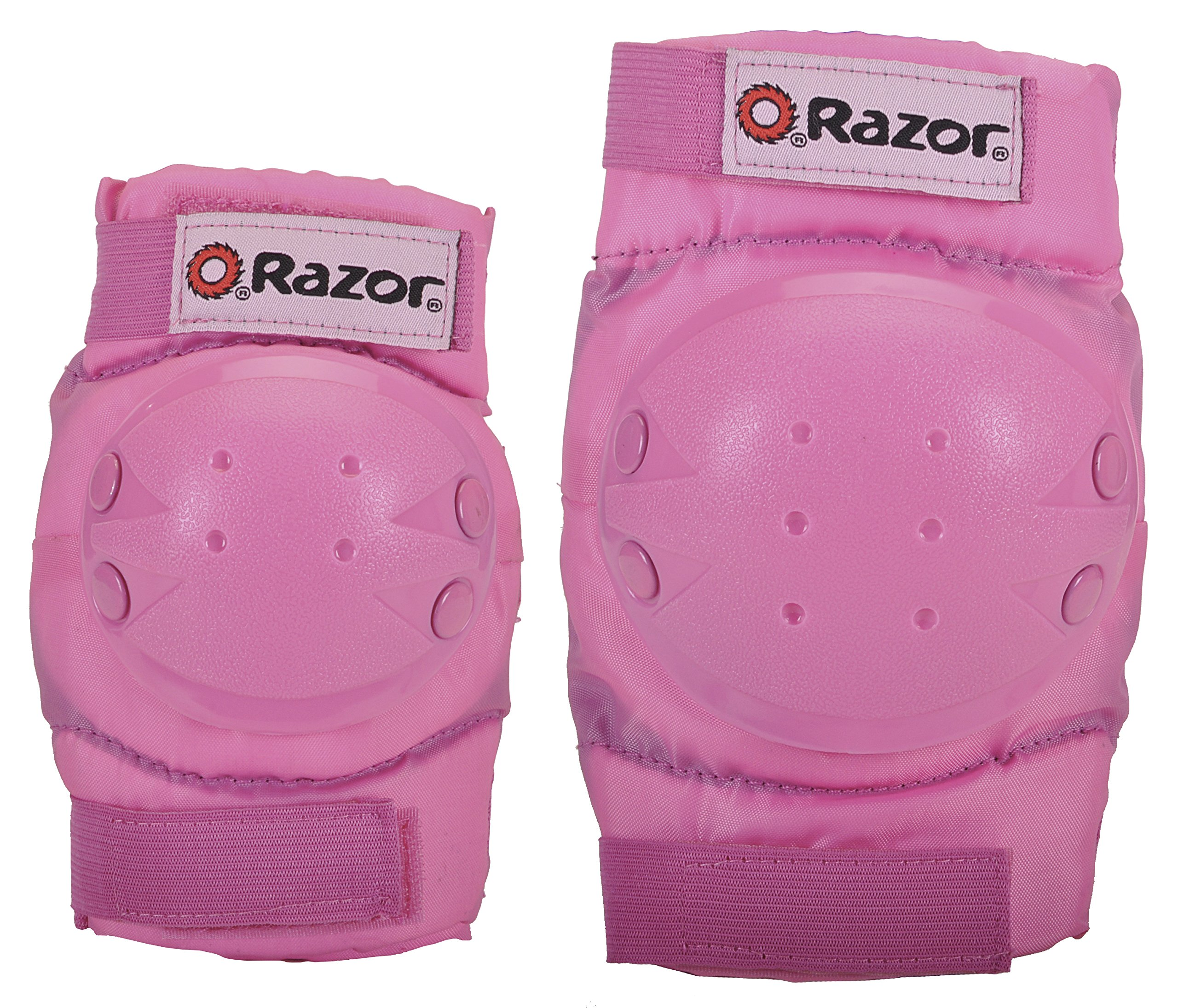 Razor Girl's Knee and Elbow Pad Set, Pink