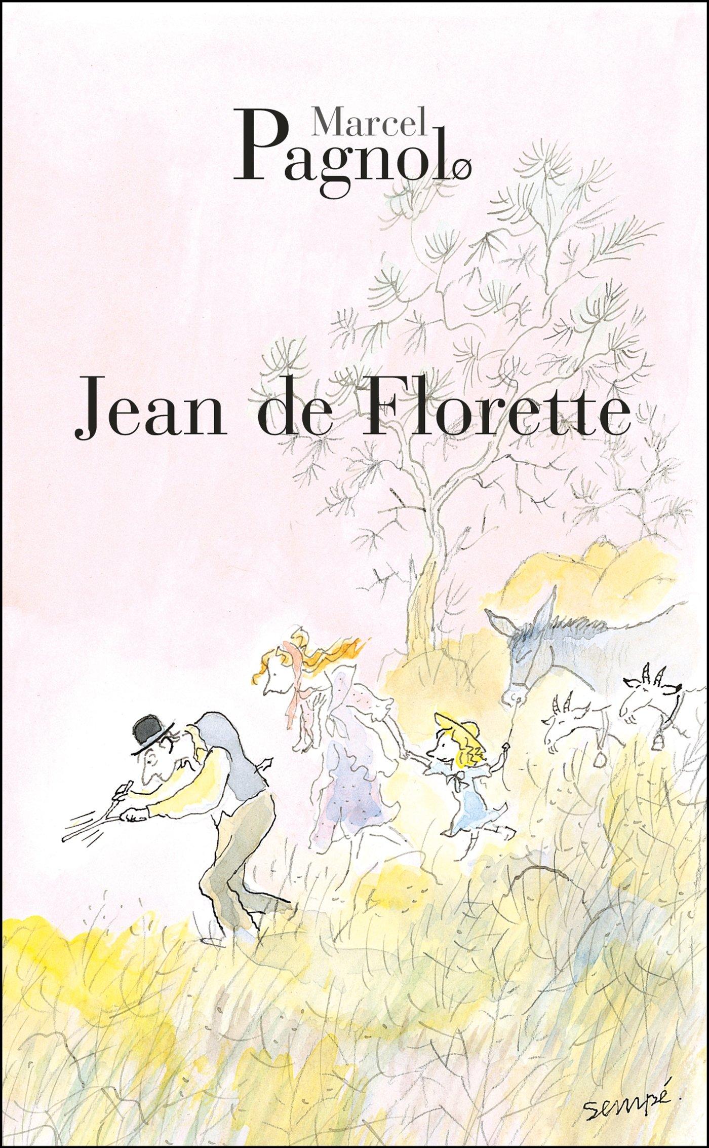 Amazon.fr - Jean de Florette - Pagnol, Marcel - Livres