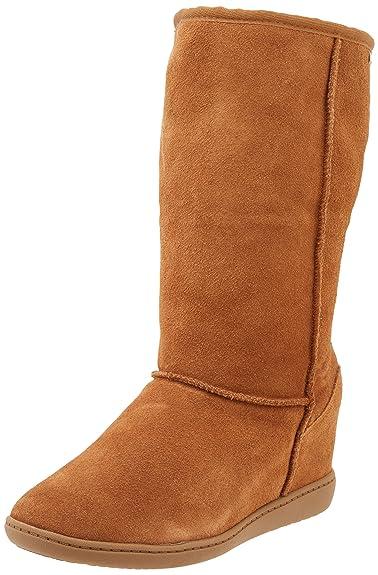 Skechers Women's Plus 3-Doe a Deer Boot,Chestnut,9 ...