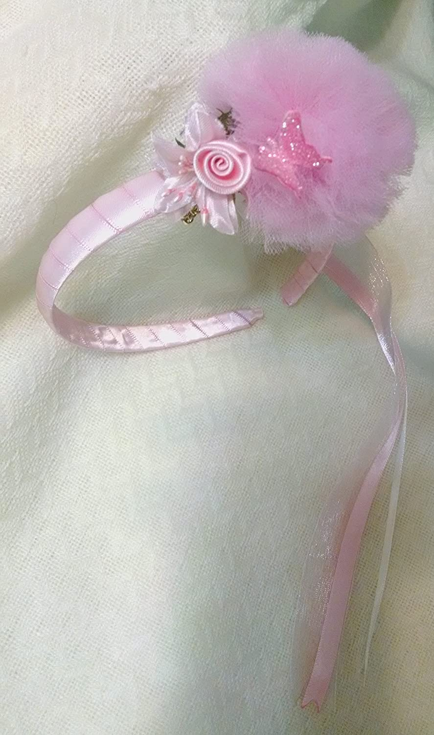 Amazon.com  Ballerina Headband a2b9af08296