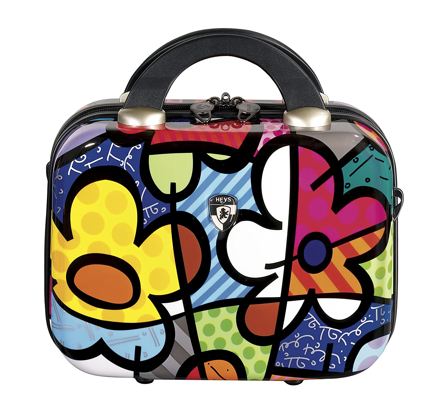 Heys – Künstler Britto Blumen Carry On Beauty Case