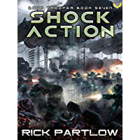 Shock Action (Drop Trooper Book 7) (English Edition)