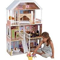 KidKraft Savannah Dollhouse with Furniture 32.25 x 12.00 x 49.00 Inches