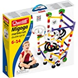 Quercetti 6568 - Jeu de Construction - Marble Run Double Spiral