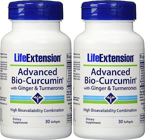 Life Extension Advanced Bio-curcumin