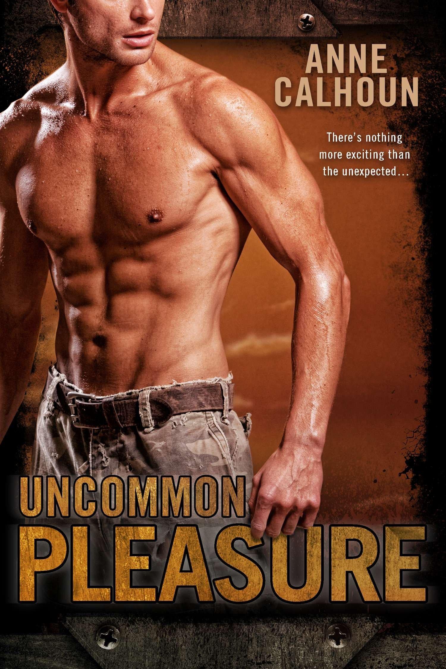 Uncommon Pleasure Anne Calhoun product image