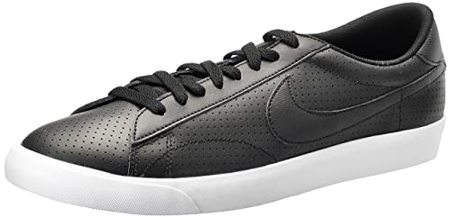 e6534a6bb44ea Nike Men s Classic Black and White Sneakers -9 UK India (44 EU)(10 ...