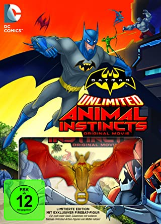 Batman Unlimited: Animal Instincts [Alemania] [DVD]: Amazon ...