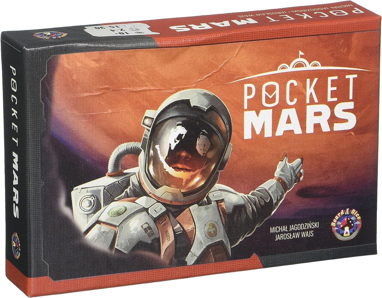 Board & Dice Pocket Mars: Amazon.es: Juguetes y juegos