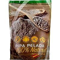 800g PIPA PELADA PANADERÍA . Pipas de Girasol producidas y peladas en España. Crudas y sin sal. SIN GLUTEN. ENVASE CON…