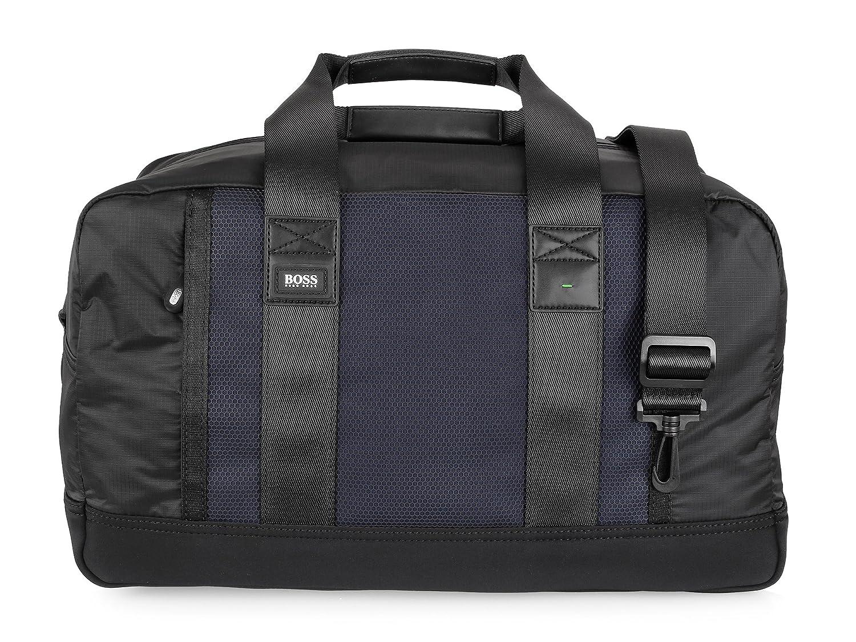 Hugo Boss - Bolsa de viaje negro negro 49 x 29 x 26,5 cm: Amazon.es: Equipaje