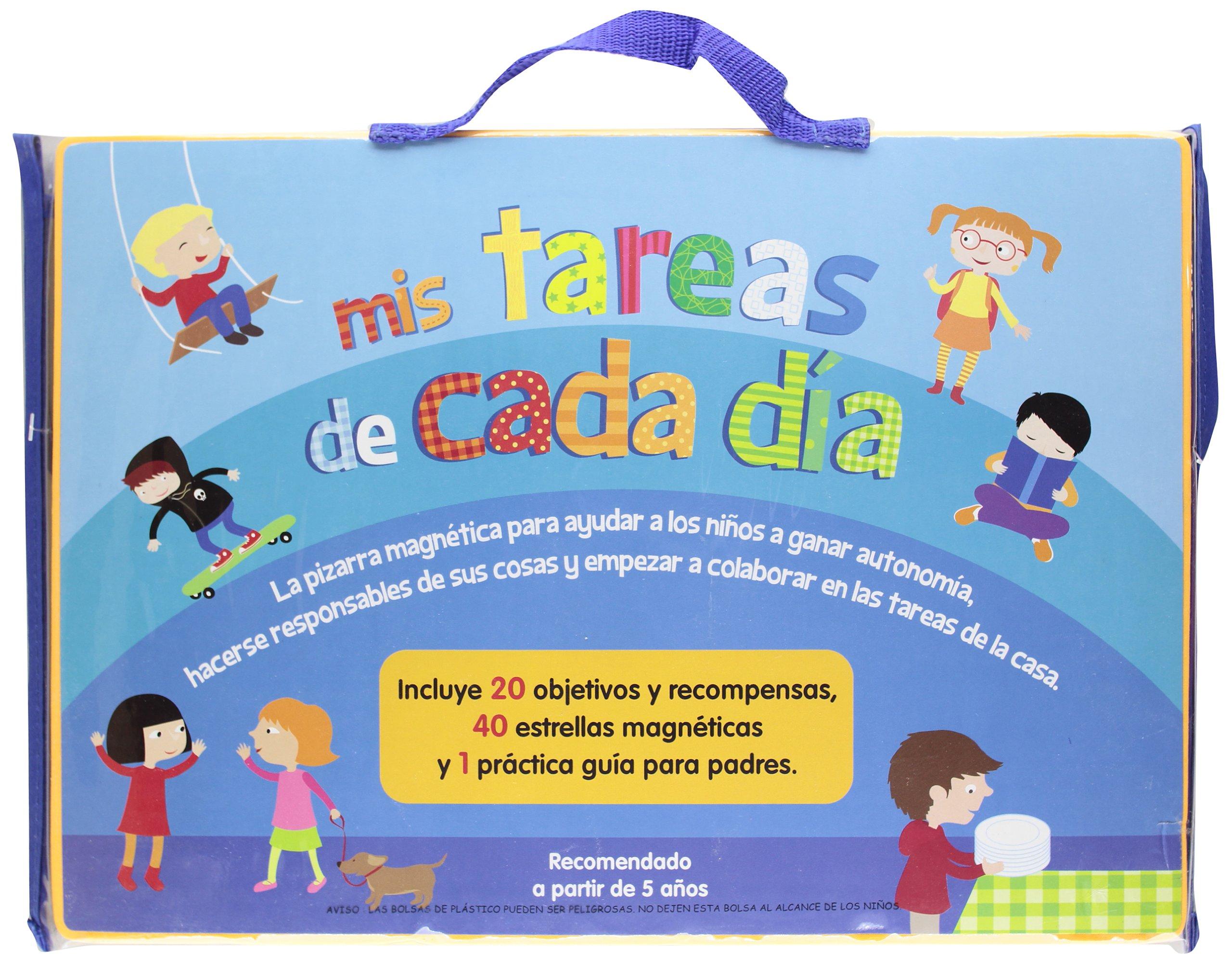 mis-tareas-de-cada-dia: 8428918583583: Amazon.com: Books